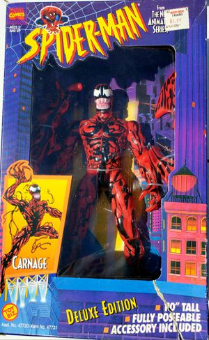 "Carnage 10"" figure 1997 Toy Biz for Sale in Montebello, CA"