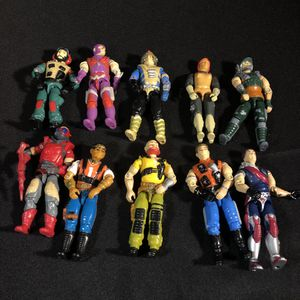 GI Joe Action Figures for Sale in Fort Worth, TX