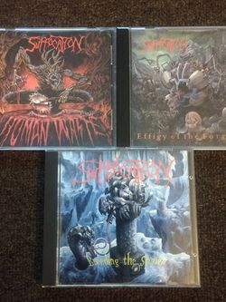 Suffocation CD'S for Sale in Hawthorne,  CA