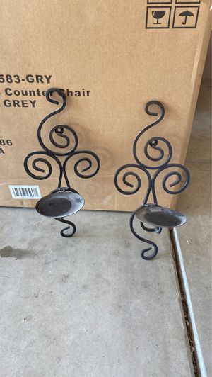 Bronze candle holder for Sale in Lodi, CA
