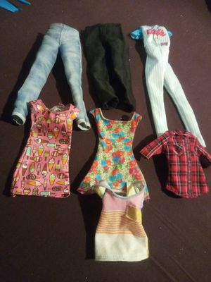 barbie clothes and accessories for Sale in Los Angeles, CA