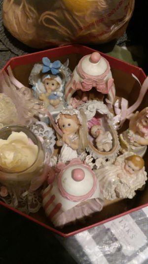 Baby Girl Baby Shower Decor for Sale in Las Vegas, NV