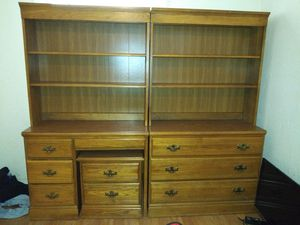 Dressers and bookshelves for Sale in WILOUGHBY HLS, OH