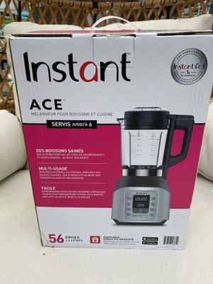 NEW - Instant Pot Ace 60 Cooking Blender for Sale in Manassas, VA