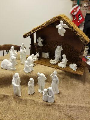 Avon Nativity scene for Sale in Jackson, NJ