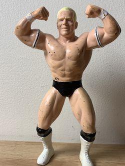 WWF LJN WCW - LEX LUGER 1998 OSFTM WRESTLING SUPERSTARS FIGURE SERIES 4 OSFT for Sale in Morristown,  NJ