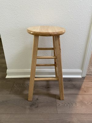 Wooden stool for Sale in Clovis, CA