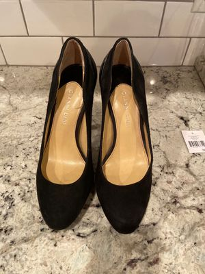 Gianni Bini Black Suede Pumps for Sale in Surprise, AZ