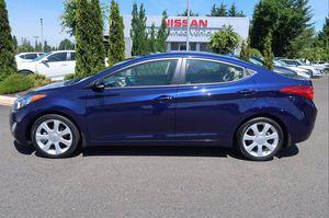 2013 Hyundai Elantra for Sale in Puyallup, WA
