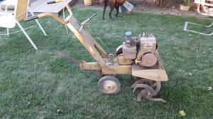 1977 briggs tiller for Sale in Wenatchee, WA