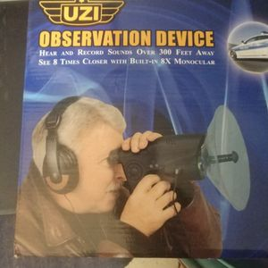 UZI Observation Audio Amplifier for Sale in Elizabeth, NJ