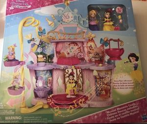 Disney Princess Little Kingdom Musical Moments Castle(new) for Sale in Philadelphia, PA