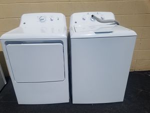 Only 2 Yrs Old! GE Washer and Dryer for Sale in Chesapeake, VA