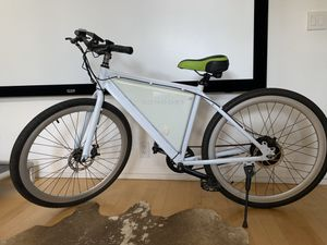 FULLY ELECTRIC BICYCLE Sondors /// 20MPH, up to 60 miles. Like new!!! for Sale in Playa del Rey, CA
