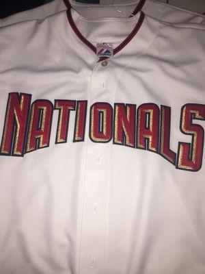 Washington Nationals MLB Jersey for Sale in Fort Belvoir, VA