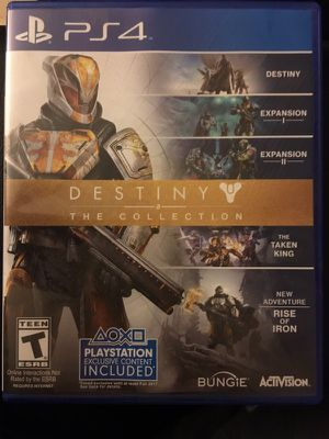 Destiny PS4 game for Sale in Los Angeles, CA