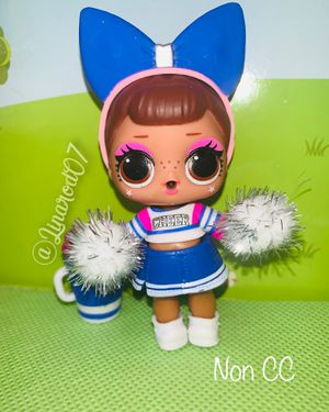 LOL Surprise Doll Sis Cheer for Sale in Miami, FL