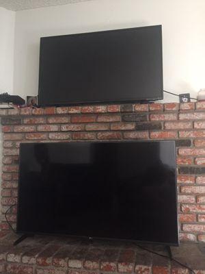 "55"" LG Smart TV bundle (need gone TODAY!) for Sale in Las Vegas, NV"