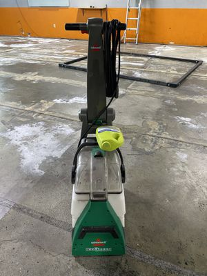 Bissell Big Green Carpet Cleaner for Sale in Burlingame, CA