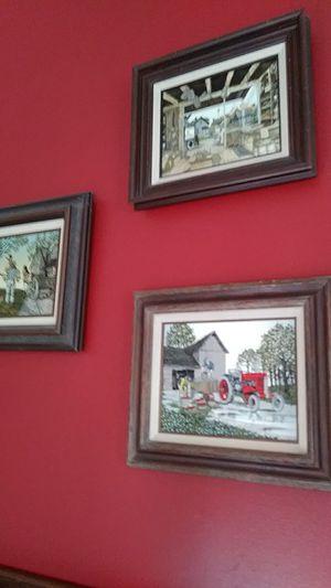 8 H.Hrragrove paintings for Sale in Elgin, IL