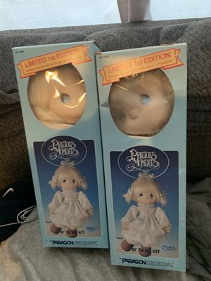 Precious moment 1st edition doll kits for Sale in PA, US