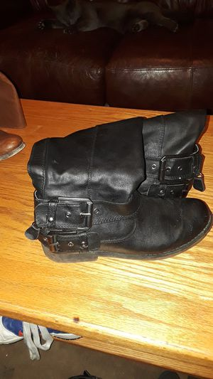 Aldo high boots size 8 for Sale in Cleveland, OH
