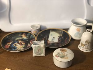 Lot of Precious Moments Items for Sale in Zephyrhills, FL
