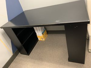 Black Task Craft Desk - Tall for Sale in Holly Springs, NC