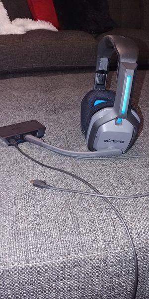 Astro A20 gaming headset (wireless) for Sale in Crosby, TX