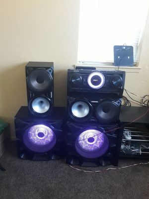 Samsung house stereo for Sale in Oakdale, CA