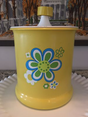 Vintage Kromex Canister for Sale in Ashburn, VA