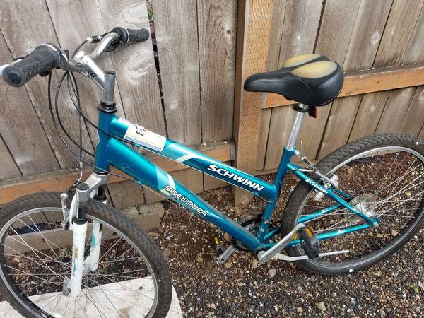 Schwinn sidewinder women bike