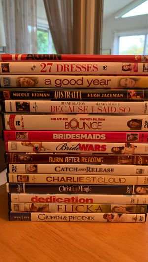 DVD lot - 15 movies pictured. $30 for all of them. for Sale in Elk Grove Village, IL