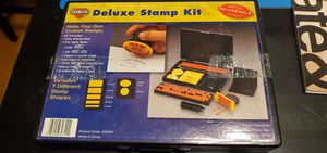 Deluxe Stamp Kit for Sale in Daly City, CA