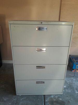 File cabinet no key for Sale in Phoenix, AZ