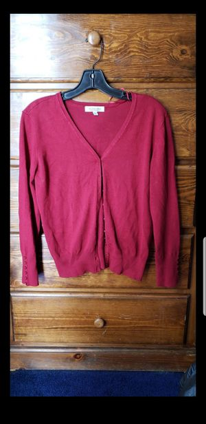 Red Cardigan for Sale in Anaheim, CA