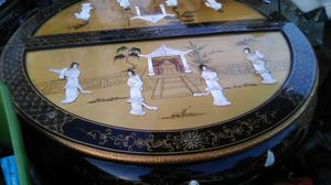 Antique Japanese dinner table set for Sale in Hacienda Heights, CA