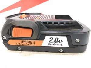 RIDGID 18-Volt 2.0 Ah Lithium-Ion Battery Pack for Sale in Bakersfield, CA