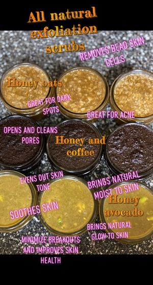 All natural facial and body scrubs for Sale in Henderson, NV