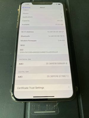 iPhone xs max for Sale in Vadito, NM