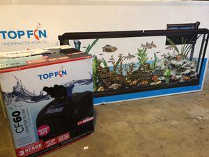 55 Gallon Fish Tank for Sale in Mesquite, TX