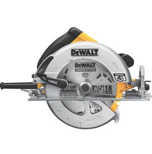 DEWALT 15 Amp 7-1/4 in. Lightweight Circular Saw with Electric Brake for Sale in Chandler, AZ