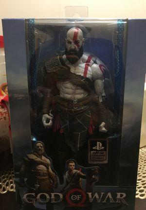 Kratos neca figure for Sale in Alexandria, VA