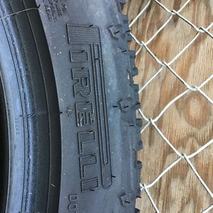 2 Tires 225/65/17 Pirelli for Sale in National City, CA