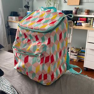 Insulated Cooler Backpack With Pockets for Sale in Hollywood, FL