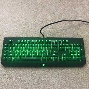 Razor blackwidow mechanical keyboard Ultimate 2014 for Sale in Redmond, WA