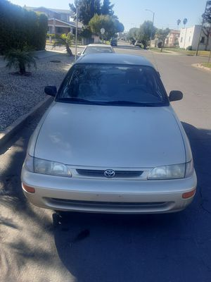 1996 Toyota Corolla LE for Sale in Windsor Hills, CA