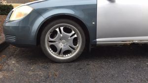 16 inch chrome rims for Sale in South Amherst, OH
