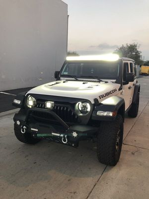 Jeep Wrangler JL LED Lighting Upgrades for Sale in Anaheim, CA