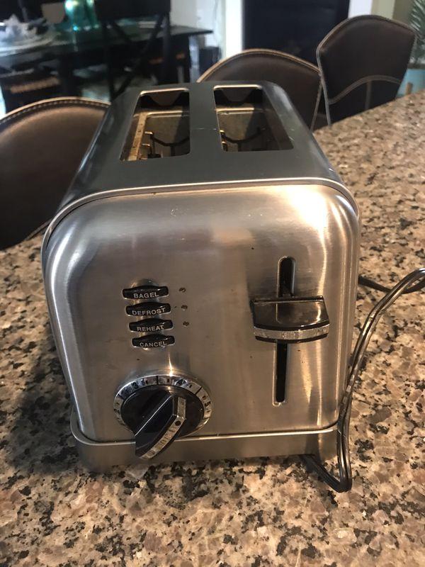Cuisinart Stainless 2 Slice Toaster